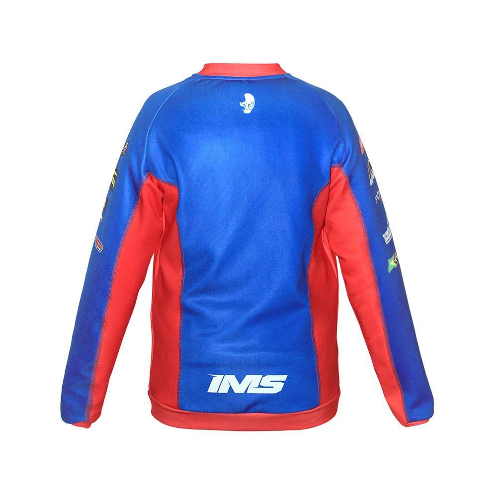 Jaqueta IMS Team Neoprene