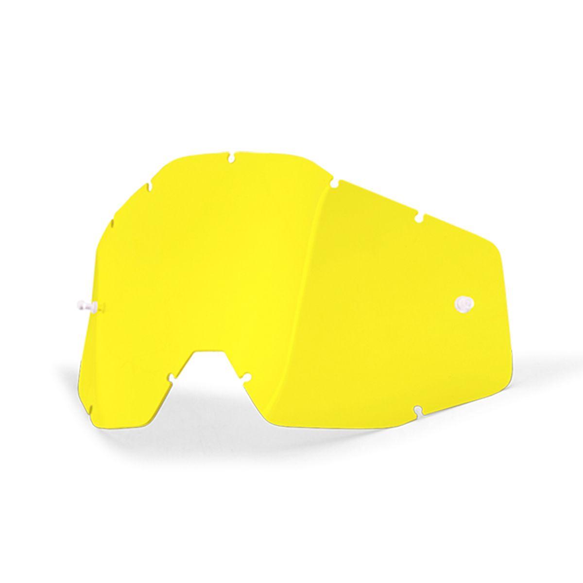 Lente 100% Clear Amarela