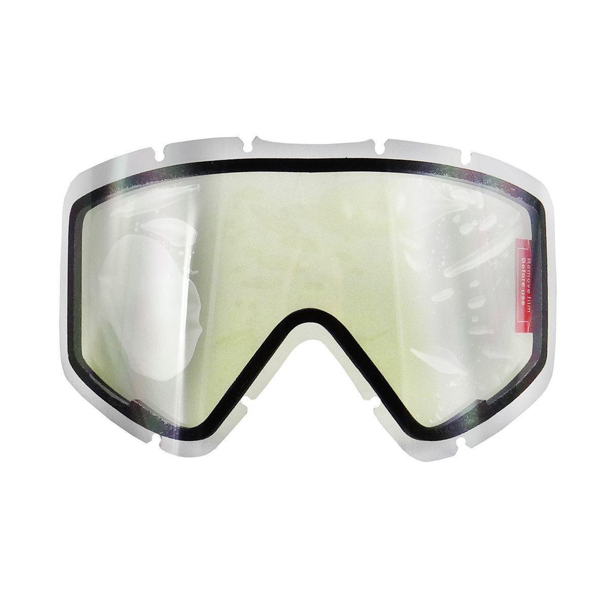 Lente Óculos ASW A2 e A3 Dupla Transparente