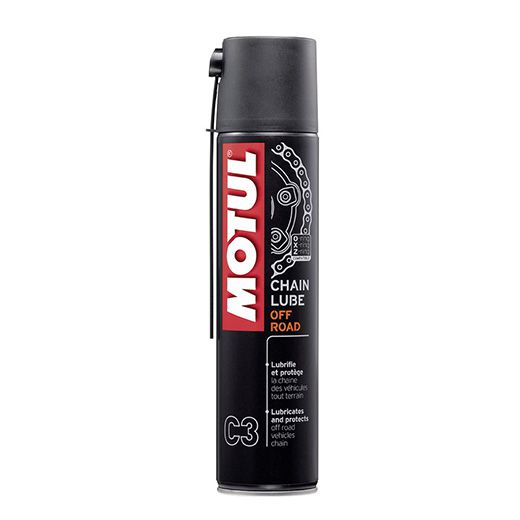 Lubrificante de Corrente Motul C3 Off Road Chain Lube 400ml