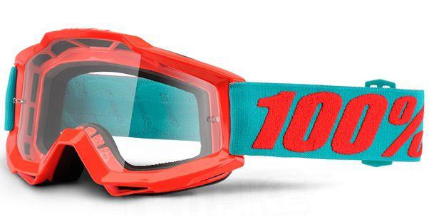 Óculos 100% Accuri Passion Orange