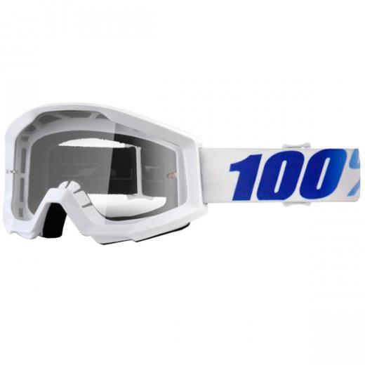 Óculos 100% Strata Equinox Lente Transparente