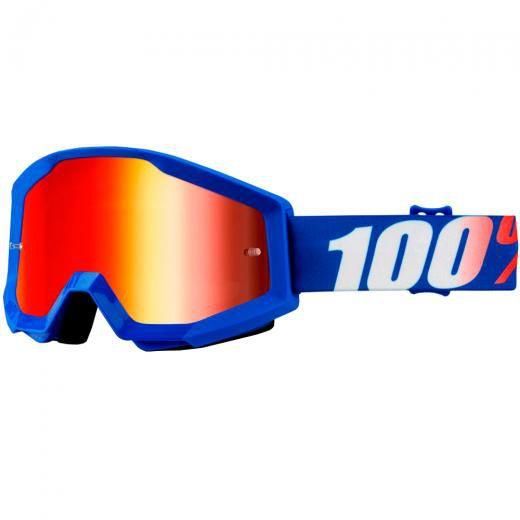 Óculos 100% Strata Espelhado Nation