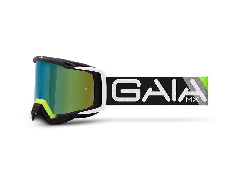Óculos GAIA MX Pró Black Light