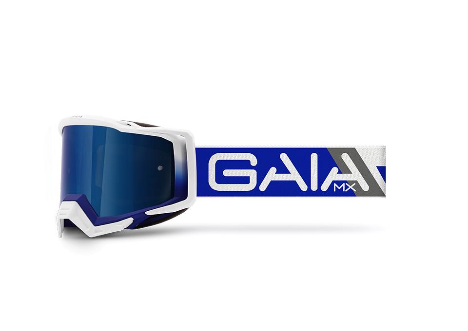 Óculos GAIA MX Pró Blue Raze