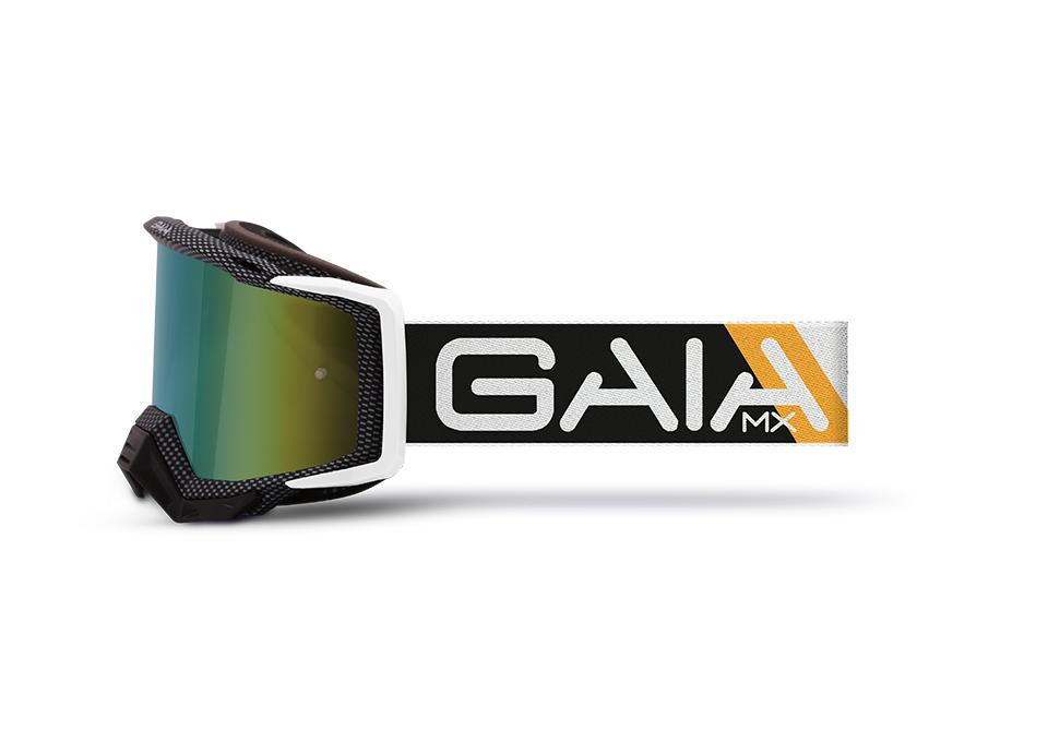 Óculos GAIA MX Pró Dark Orange
