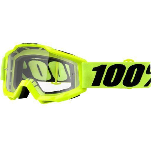 Óculos 100% Accuri Fluo Yellow
