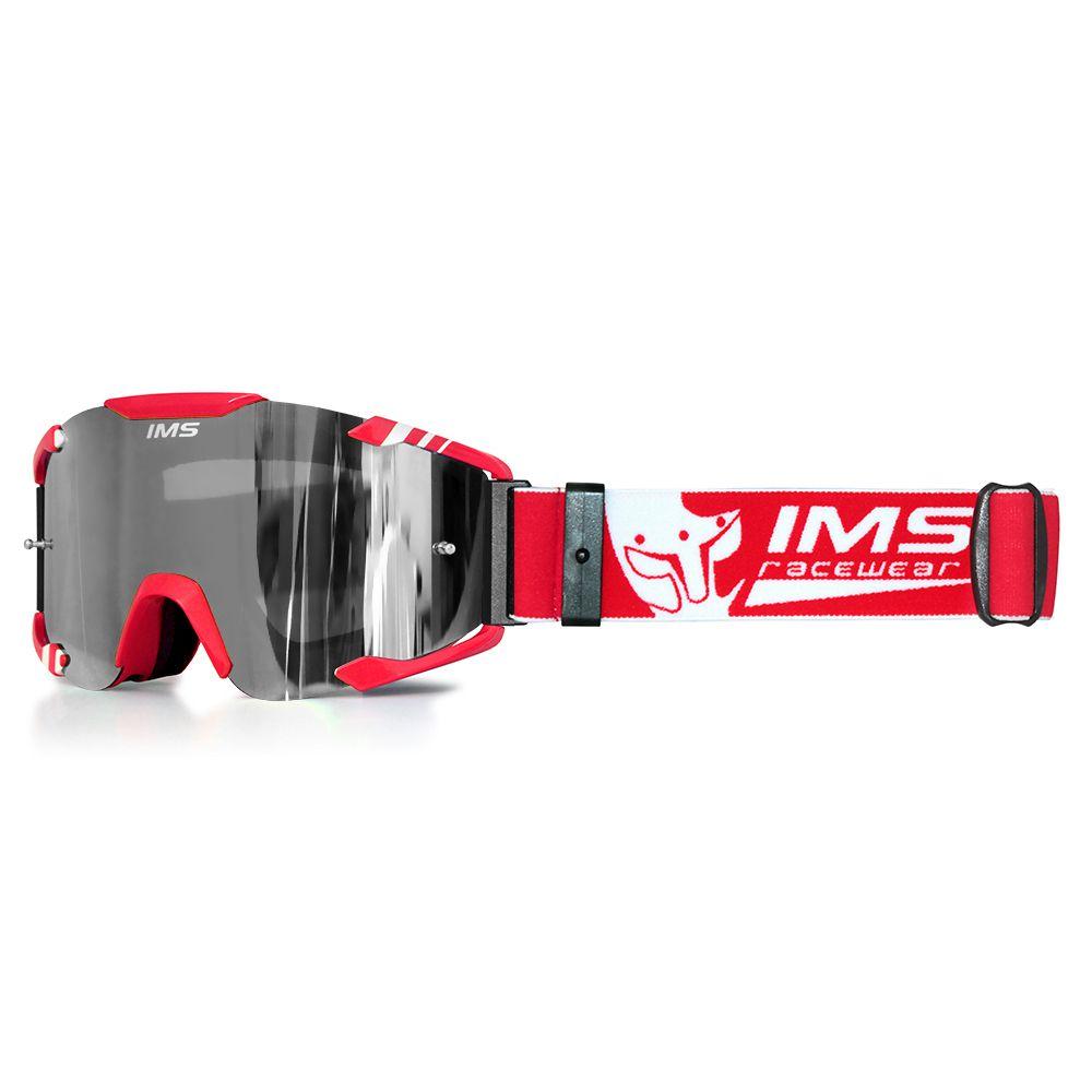 Óculos para trilha motocross enduro IMS Prime