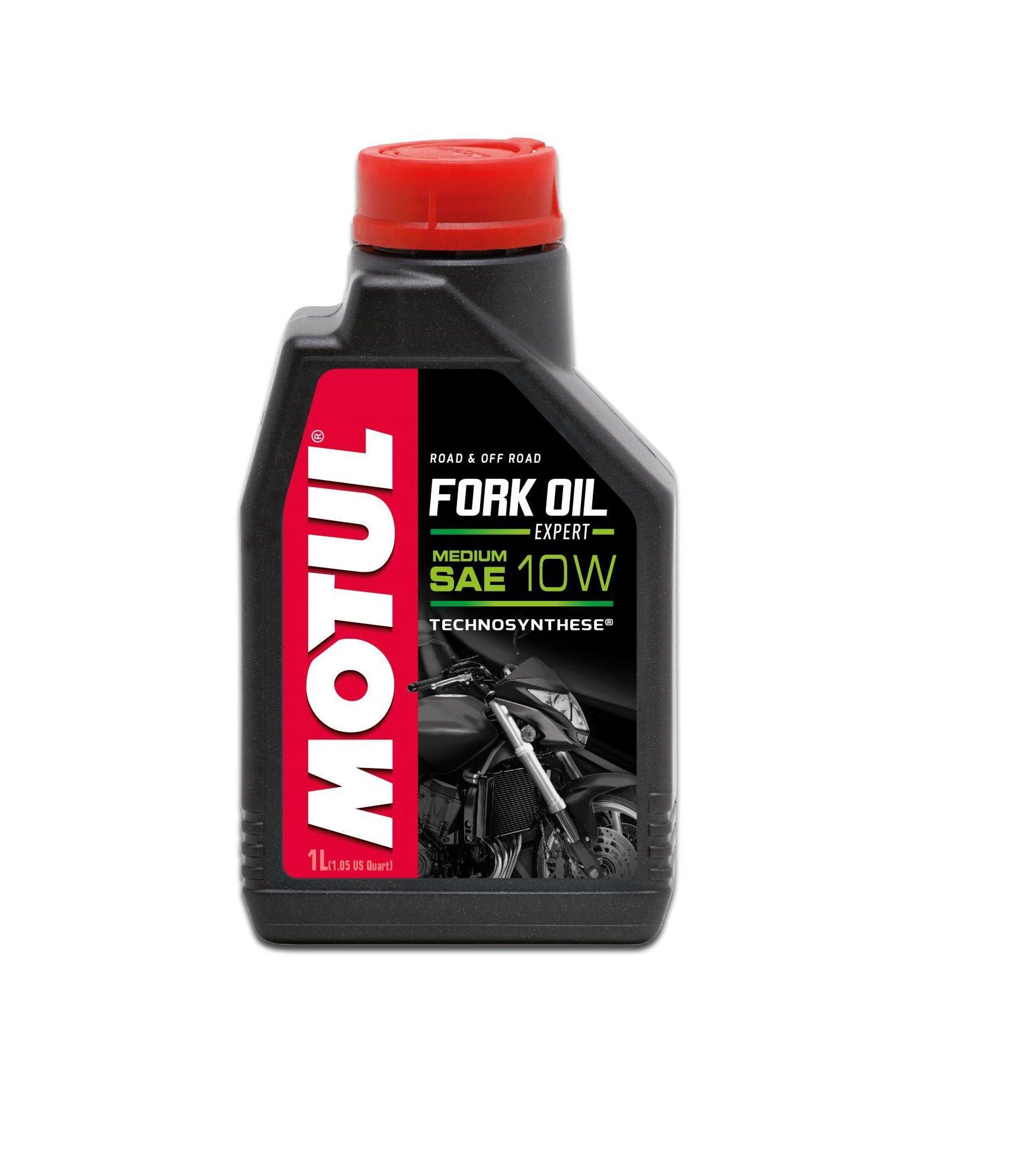 Óleo Suspensão Motul Fork Oil Expert Medium 10W - 1 Litro