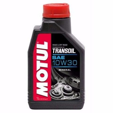 Óleo de Transmissão Motul Transoil 10W30 Mineral 1 Litro
