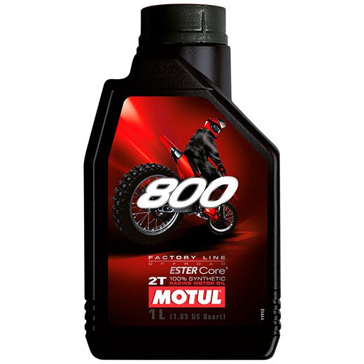 Óleo Motul 2T 800 Factory Line Off Road