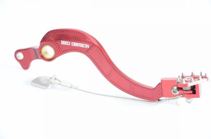 Pedal de Freio Red Dragon CRF 250R