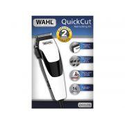 Cortador de Cabelo Wahl Clipper Quick Cut - 8 Níveis de Altura 127v
