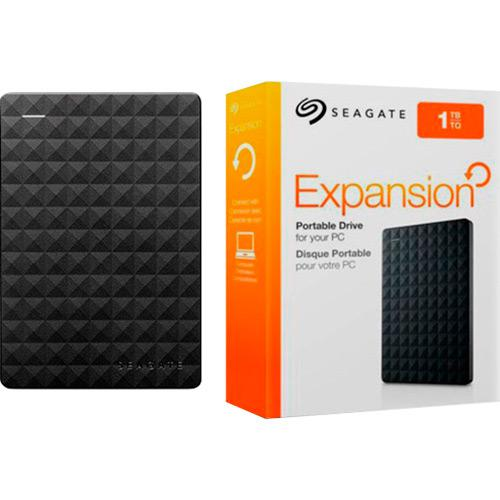 Hd Externo 1TB  usb portátil expansion 2.0 e 3.0