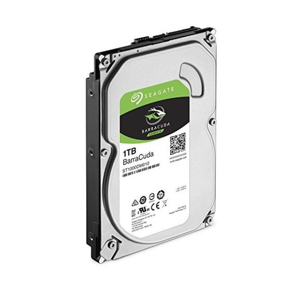 HD interno Seagate barracuda de 01TB 7200 rpm para desktop