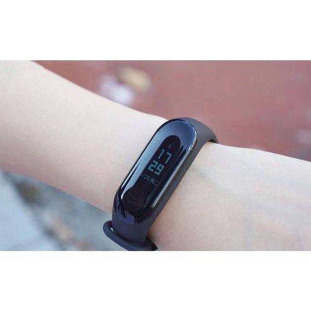 Relogio Mi band 3 smart inteligente  para ios e android com medidor cardíaco