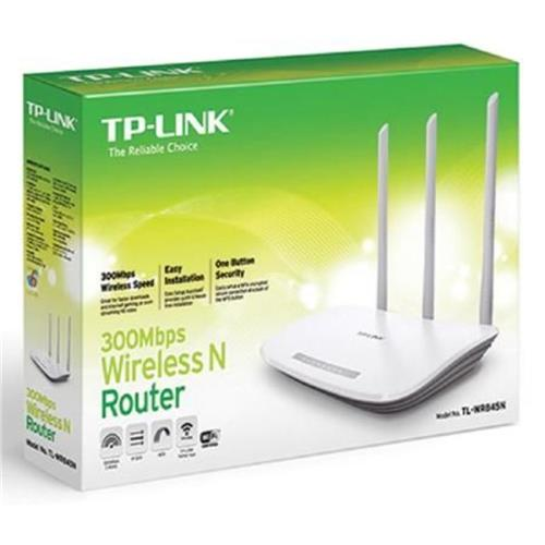 Roteador Wirelles Tp -link 300 mbps, modelo tl-wr845n