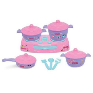 Conjunto Kit Cozinha Minnie Mouse