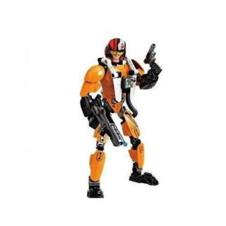 Boneco Star Wars 25 Cm Wedge Antilles