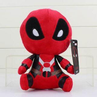 Deadpool 2 Pelúcia Brinquedo Crianças Super Herois Presente