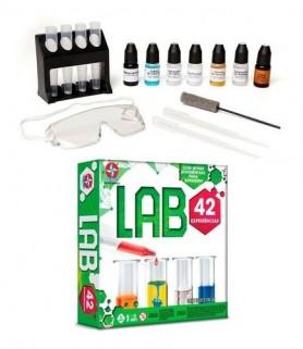 Lab 42 Brinquedo Laboratório De Ciências Cientista  Estrela