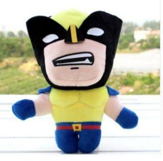 Wolverine De Pelúcia Brinquedo De Pelúcia X Man Volverine