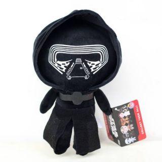 Pelúcia Star Wars Kylo Ren Darth Vader Roupa Preto