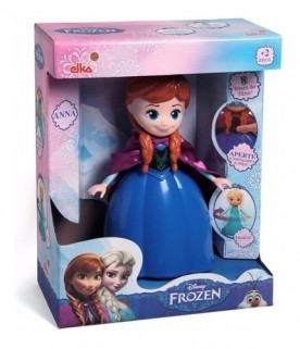 Boneca Anna Disney Frozen Musical - Elka Brinquedos
