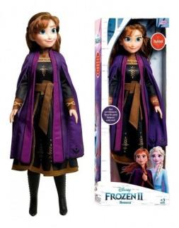 Boneca Frozen Anna Brinquedo 55cm Disney Original