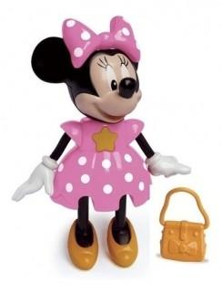 Boneca Minnie Conta História Brinquedo Musical Disney Elka