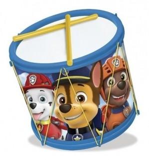 Bumbo Tambor Patrulha Canina Brinquedo Musical Elka