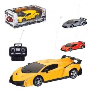 Carrinho de controle remoto Lamborghini 7 funções