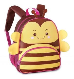 Mochila Infantil unicórnio, abelhinha e vaquinha