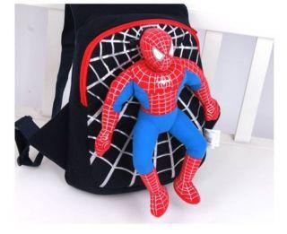 Mochila Para Bebê Meninos Homem Aranha Super Herói Original