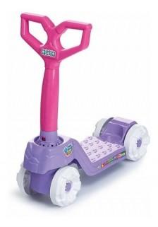 Patinete infantil para menina brinquedo