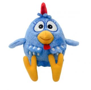 Pelúcia Galinha Pintadinha Original Brinquedo Seguro Bebês