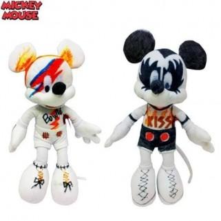 Pelúcia Mickey Branco Colorir e Personalizar Disney