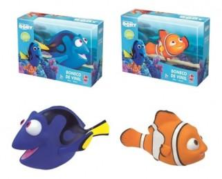 Procurando Nemo e Dory Brinquedo Disney - Líder Brinquedos