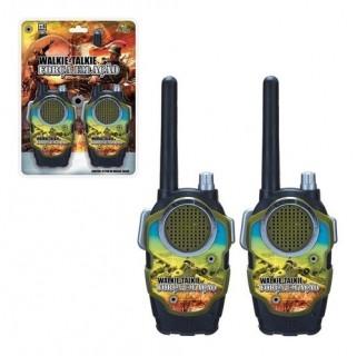 Walkie Talkie Infantil Rádio Comunicador Brinquedo Ação