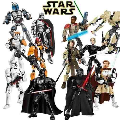 Boneco Star Wars 25 Cm Wedge Antilles