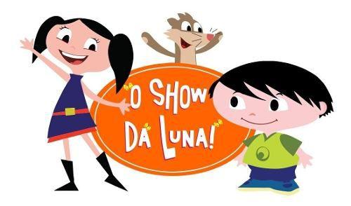 Boneca Luna Musical Falante O Show Da Luna Original