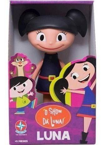 Boneca O Show Da Luna Brinquedo Original - Estrela