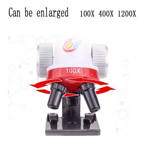 Microscópio Infantil Brinquedo Educativo Cientista Medico