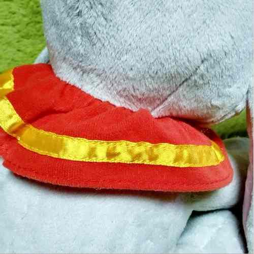 Pelúcia Elefante Dumbo Disney Original 30cm Presente Bebês