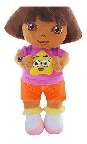 Dora Aventureira Pelúcias Boneca Raposo Macaco Botas