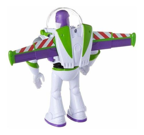 Boneco Buzz Lightyear abre Asas Toy Story Brinquedo  - Mattel
