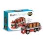 Blocos De Montar Infantil Caminhão Brinquedo Educativo Rasti
