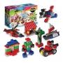 Blocos De Montar Infantil Mix 125 Brinquedo Educativo Rasti