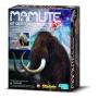 Kit Escavação Dinossauro Mamute Brinquedo Faz De Conta 4M