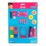 Maquiagem Infantil cartela Barbie Com Colar - Pupee